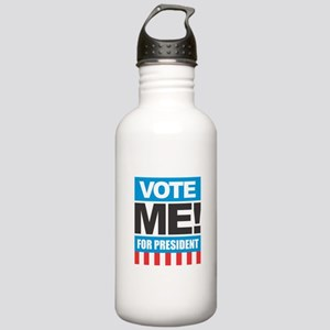 Vote ME! Stainless Water Bottle 1.0L