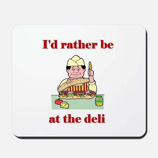 The Deli Mousepad