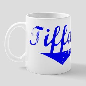 Tiffanie Vintage (Blue) Mug