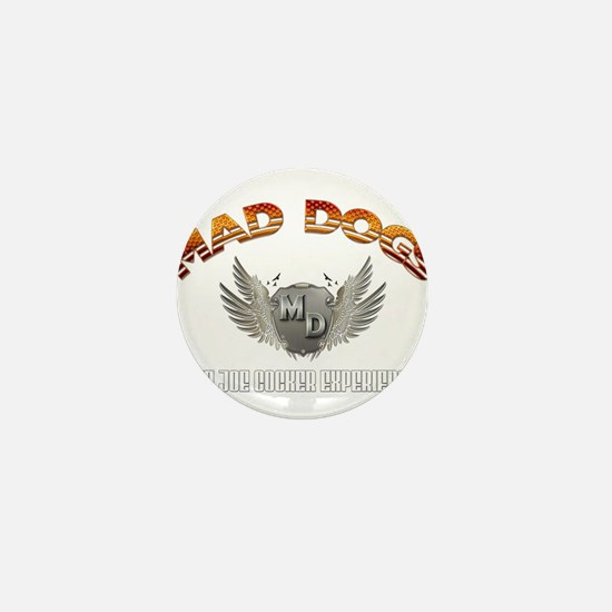 Mad Dogs - The Joe Cocker Experience Mini Button
