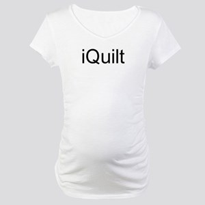 iQuilt Maternity T-Shirt