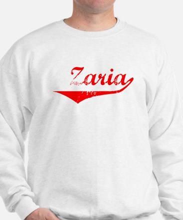 Zaria Vintage (Red) Sweater