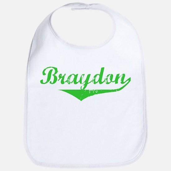 Braydon Vintage (Green) Bib