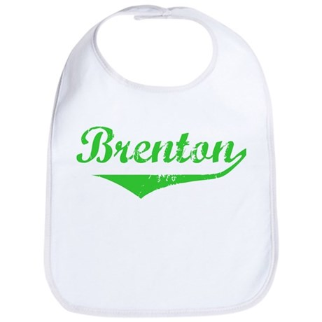 Brenton Vintage (Green) Bib