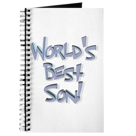 World's Best Son Journal