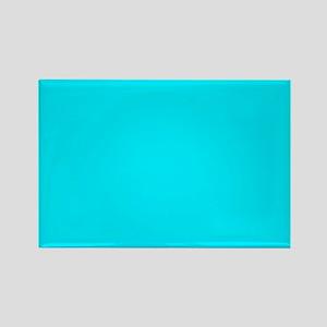 Bright Aqua Blue Magnets