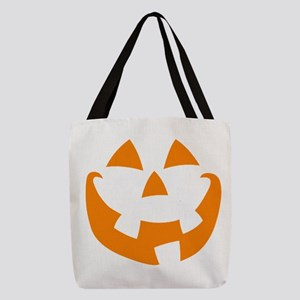 Halloween Polyester Tote Bag
