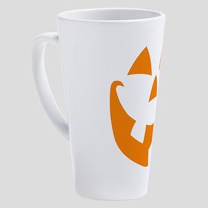 Halloween 17 oz Latte Mug