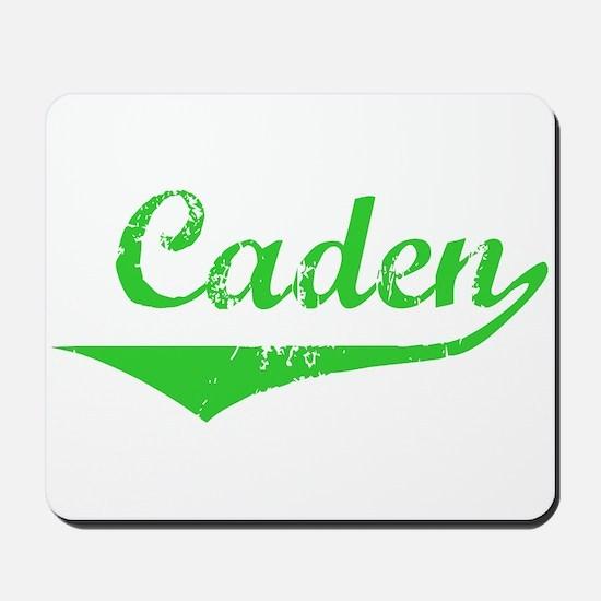 Caden Vintage (Green) Mousepad