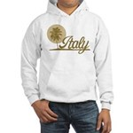 Palm Tree Italy Hooded Sweatshirt