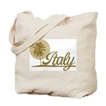 Palm Tree Italy Tote Bag