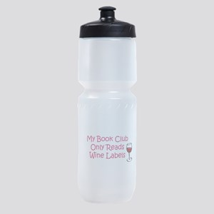 book club Sports Bottle