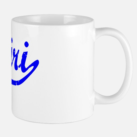 Zagiri Vintage (Blue) Mug