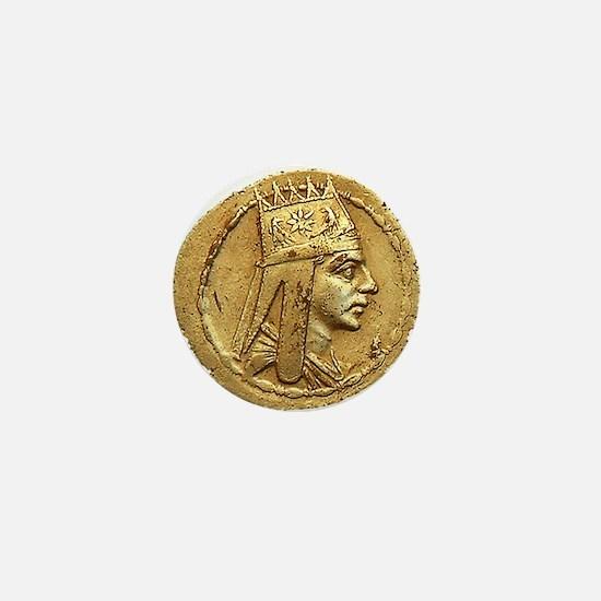 Tigran The Great Mini Button