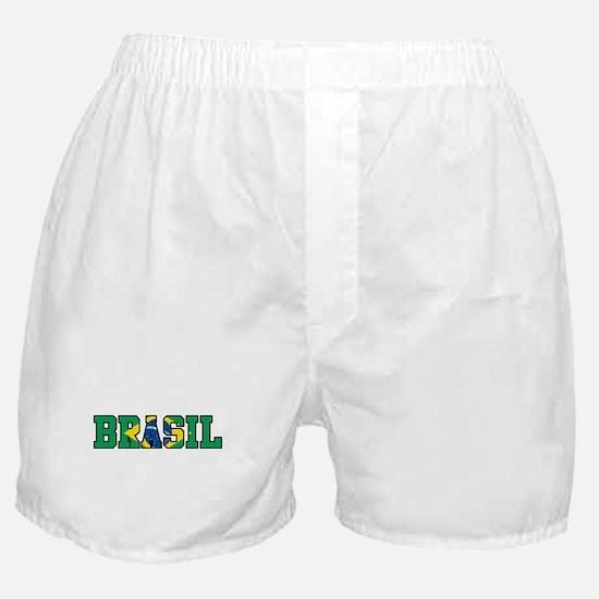 Brasil Boxer Shorts