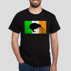 Irish Flag Kiwi T-Shirt