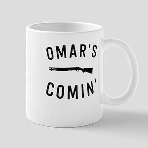 Omar's Comin Mugs