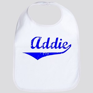 Addie Vintage (Blue) Bib