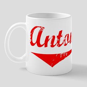 Antony Vintage (Red) Mug