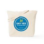 Say Yes Tote Bag