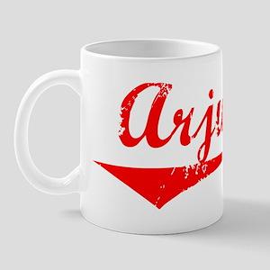 Arjun Vintage (Red) Mug