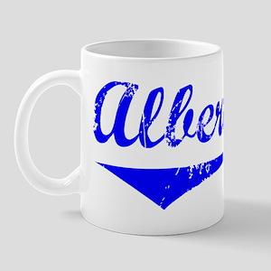Alberto Vintage (Blue) Mug