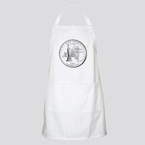 New York State Quarter BBQ Apron