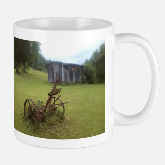 Old country life Mugs