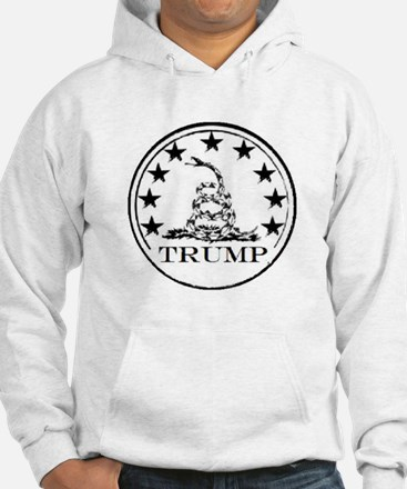 TRUMP DON'T TREAD ON ME Hoodie