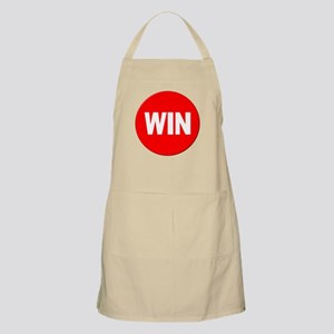 Whip Inflation Now BBQ Apron