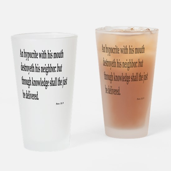 Cute 119 Drinking Glass