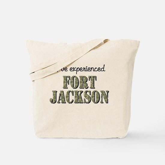 Funny Jackson Tote Bag