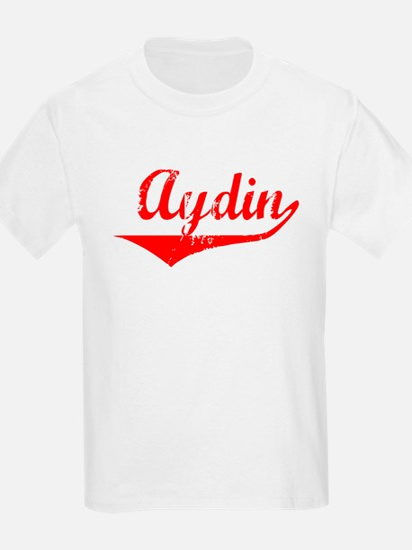 Aydin Vintage (Red) T-Shirt