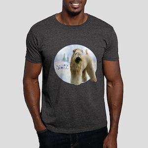 Wheaten Noel Dark T-Shirt