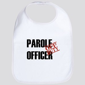 Off Duty Parole Officer Bib
