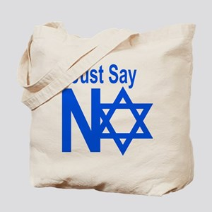 Say No To Apartheid Tote Bag