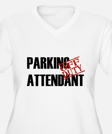 Off Duty Parking Attendant T-Shirt