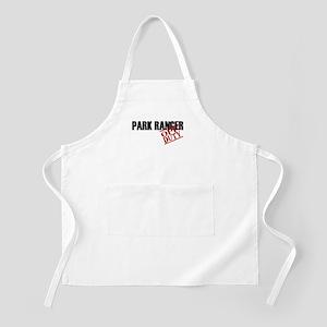 Off Duty Park Ranger BBQ Apron