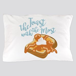 The Toast Pillow Case