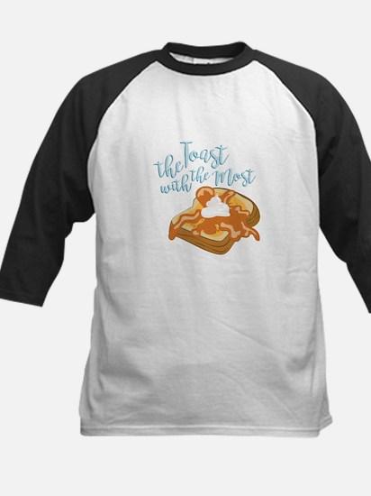 The Toast Baseball Jersey