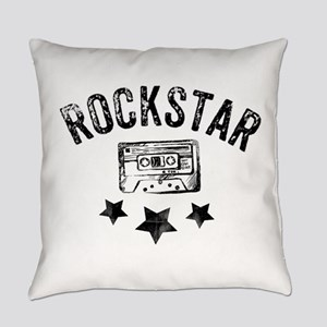 Rockstar Everyday Pillow