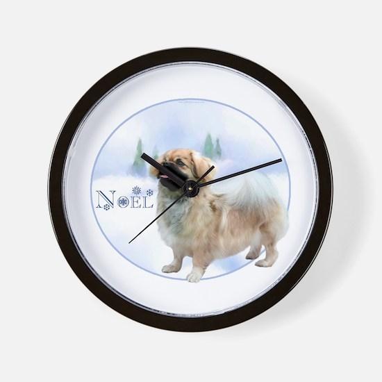 Tibbie Noel Wall Clock