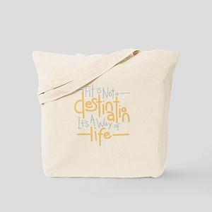 Way Of Life Tote Bag