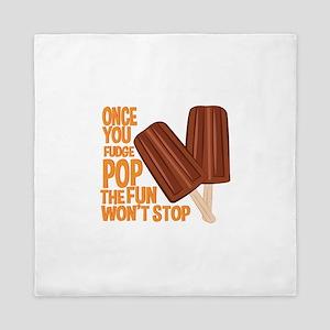 Fudge Pop Queen Duvet