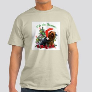 Yorkie Noel Light T-Shirt