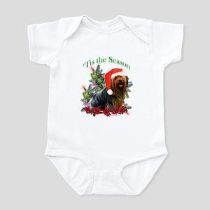 Yorkie Noel Infant Bodysuit