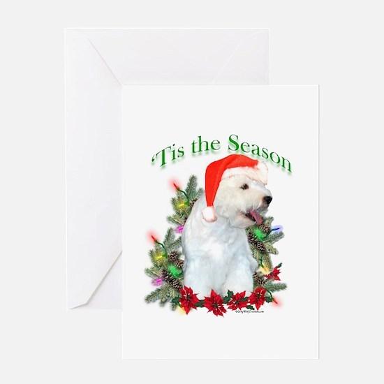 Westie Noel Greeting Card