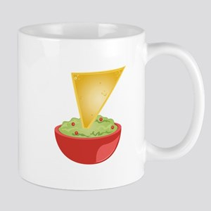 Avacado Dip Mugs
