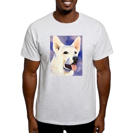 White German Shepherd Light T-Shirt