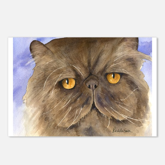 Persian Cat Postcards (Package of 8)